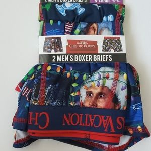 National Lampoon's Christmas Vacation boxer briefs
